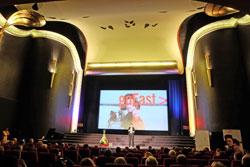 Caligari Filmbühne in Wiesbaden war wieder bis auf den letzten Platz besetzt.  © massow-picture