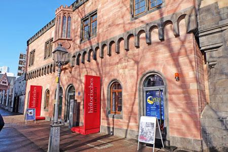 Historisches Museum Frankfurt © massow-picture