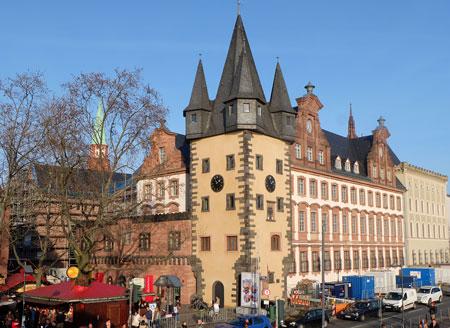 Historisches Museum auf rhein-main.eurokunst.com