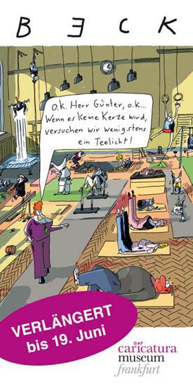 © caricatura museum frankfurt  Museum für Komische Kunst