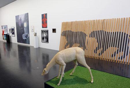 """Ausstellung """"Der zweite Blick"""" des Wiesbadener Sammlers Dieter Broska. © massow-picture"""