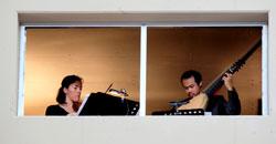 Aglaya Gonzalez und Ota Kohei © massow-picture