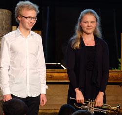 Fabian tischbirek und Leonie Steuer © massow-picture