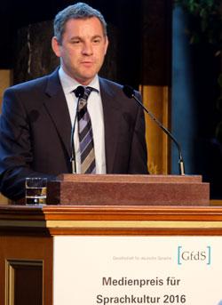 Oberbürgermeister Sven Gerich,  © massow-picture