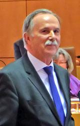 Prof. Dr. Klaus-Dieter Lehmann, hier bei der Verleihung des Gutenberg-Preises 2016. Foto: Diether v. Goddenthow, © massow-picture