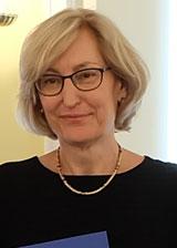Professor Dr. rer. pol. Angela Zink, Berlin © massow-picture 2016