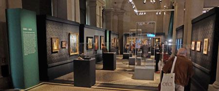 Ein breites Rahmenprogramm ergänzt die einzigartige Sonderausstellung CHIC! Mode im 17. Jahrhundert. Foto © massow-picture