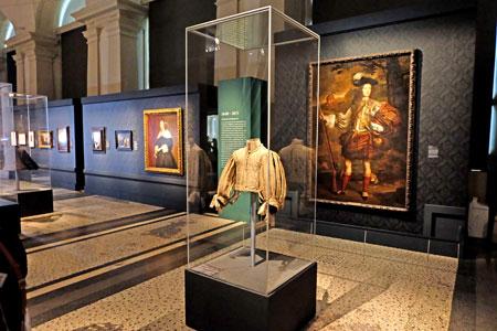 Sonderausstellung CHIC! Mode im 17. Jahrhundert. Foto © massow-picture