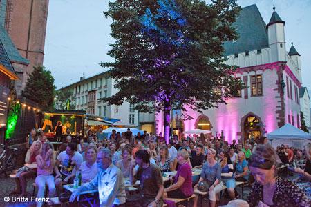 Festival der Komik Foto: © Britta Frenz