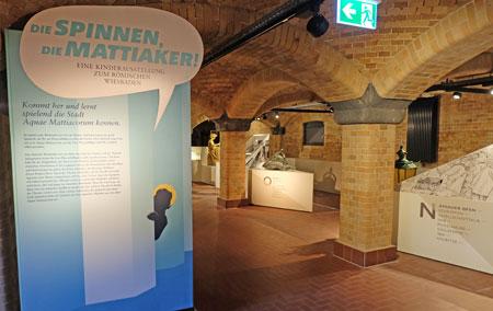 Aufgabe des Kindermuseums im sam ist es, Kindern zu erläutern, was Wiesbaden eigentlich ausmacht, welche historische Bedeutung und welche Traditionen diese Stadt hat. Foto © massow-picture
