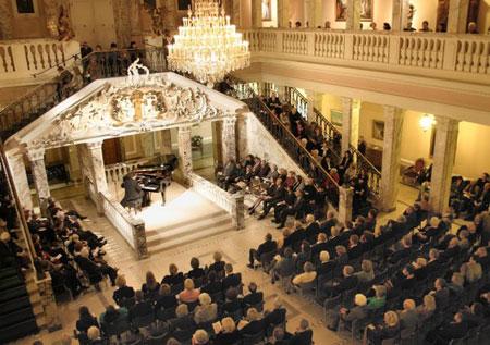 Konzerte auf Henkellsfeld. Foto: Henkell & Co. Sektkellerei KG