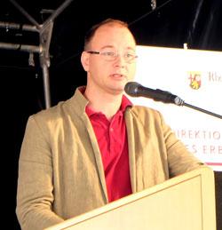 Dr.-Ing. Markus Fritz von Preuschen. Foto: Diether v. Goddenthow © massow-picture