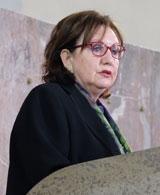 Professor Dr. Seyla-benhabib. Foto: Diether v. Goddenthow © atelier-goddenthow