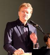 Alexander Skipis, Geschäftsführer des Börsenvereins des Deutschen Buchhandels. Foto: Diether v. Goddenthow © atelier-goddenthow