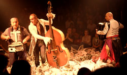 Cirque Bouffon  Foto: Diether v. Goddenthow © atelier-goddenthow