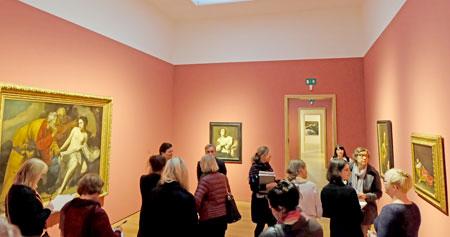 Heilige Frauen - Frauenraum Foto: Diether v. Goddenthow
