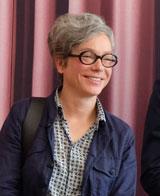 Dr. Ina Hartwig, Kulturdezernentin der Stadt Frankfurt am Main. Foto: Diether v. Goddenthow © atelier-goddenthow