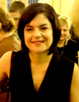 Jasmin Tabatabei, Schauspielerin und Sängerin. Foto: Diether v. Goddenthow © atelier-goddenthow