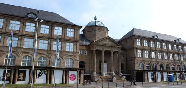 Hessisches Landesmuseum für Kunst und Natur Foto: Diether v. Goddenthow © atelier-goddenthow