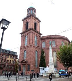 Paulskirche. Foto: Diether v. Goddenthow © atelier-goddenthow