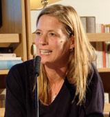 Sandra Kegel, FAZ-Redakteurin  im Feuilleton.  Foto: Diether v. Goddenthow © atelier-goddenthow