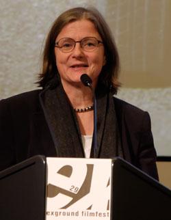 Regine Banzter, Foto: Diether v Goddenthow