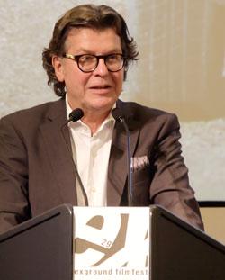 Hans Joachim Mendig, Geschäftsführer von Hessenfilm. Foto: Diether v Goddenthow