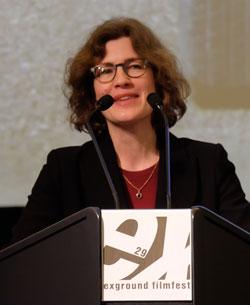 Dr. Julia Cloot, Kulturfonds Rhein-Main. Foto: Diether v Goddenthow