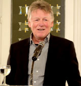 Ernst Szebedits, Vorsitzende der Friedrich-Wilhelm-Murnau-Stiftung. Foto: Diether v Goddenthow