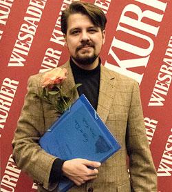 Preisträger Turan Firatli (GIVE OR TAKE)