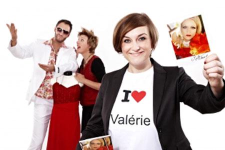 Valérie Voltaire - eine Diva mit Format.  ©  Carina Jahn Photography
