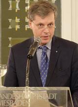 Dr. Gottfried Langenstein, Direktor Europäische Satellitenprogramme des ZDF. Foto: Diether v Goddenthow