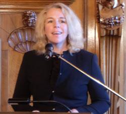 Dr. Heike Kaiser Meurer,Oberbürgermeisterin und Kulturdezerntin.Foto: Diether v. Goddenthow © atelier-goddenthow