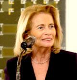 Jury-Vorsitzende und Kulturdezernentin Rose-Lore Scholz. Foto: Diether v Goddenthow