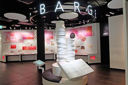 """Der Bereich """"Bargeld"""". Foto: Diether v. Goddenthow © atelier goddenthow"""