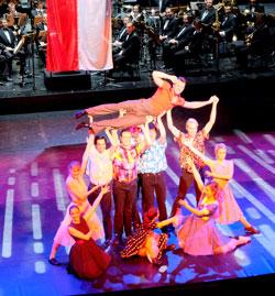Musik- und Tanzszene Elvis und die verrückten 50er Jahre. Foto: Diether v. Goddenthow