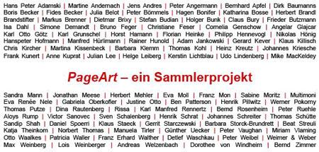 pageart-sammlerprojekt