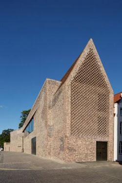 Europäisches Hansemuseum Lübeck, Studio Andreas Heller Architects & Designers; Foto: Werner Huthmacher