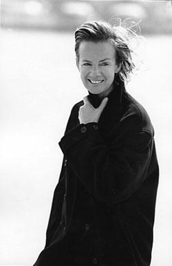 Portrait Jil Sander © Peter Lindbergh, Marie Claire Germany, 1991