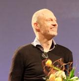 Preisträger Joachim Meyerhoff. Foto: Diether v. Goddenthow  © atelier-goddenthow