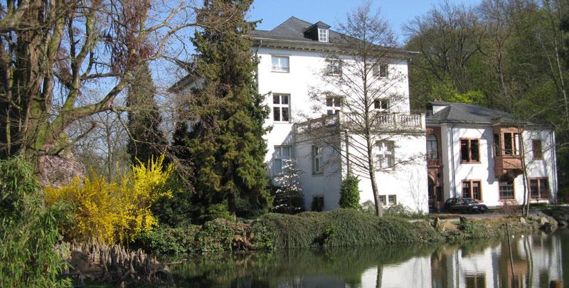 Schloßpark-Museum Bad Kreuznach. Foto: Diether v. Goddenthow
