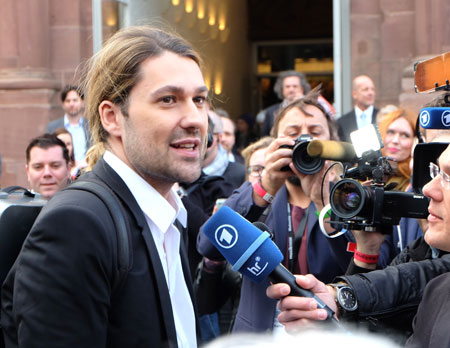 David Garrett Foto: Diether v. Goddenthow © atelier-goddenthow