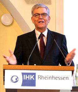 Dr. Thomas Bellut, Intendant des Zweiten Deutschen Fernsehen. Foto: Diether v. Goddenthow