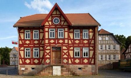 Haus der Foto- und Filmgeschichte. © Freilichtmuseum Hessenpark GmbH
