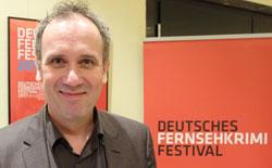 Volker Kutscher. Foto: Diether v. Goddenthow