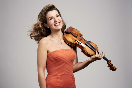 Anne Sophie Mutter © Bastian Achard