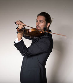 David Garrett © Source4fashion Christine Blei