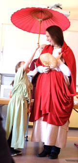Erlebnisspass für die ganze Familie in der Römerwelt. Foto: Diether v. Goddenthow