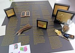 """""""Dommalerei für Kinder"""" in der Kreativwerkstatt. Foto: Diether v. Goddenthow"""