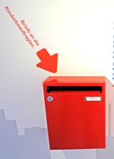 Letterbox für die Briefe an den Kinderbeauftragten  Foto: Diether v. Goddenthow